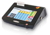 QTouch 10 all-in-one POS system