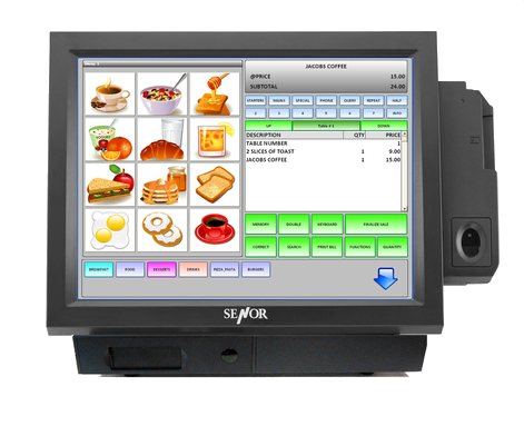 Touchpos Software